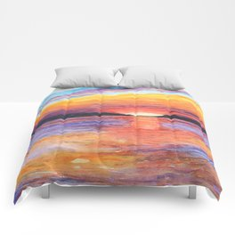 Love Orlando, USA Comforters