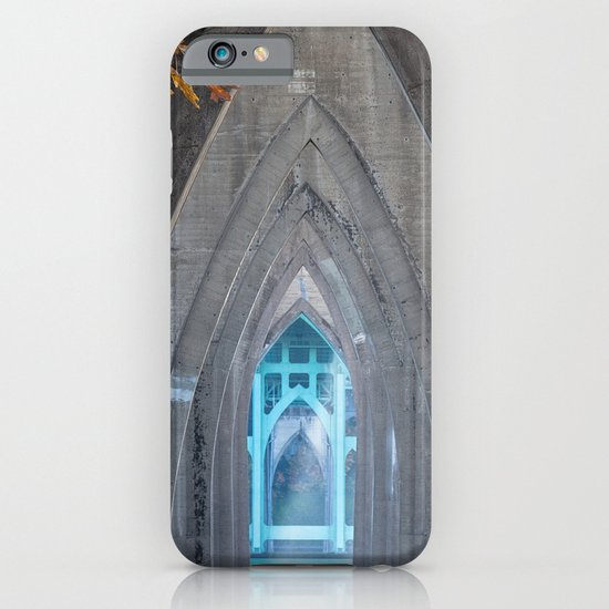 """Saint John's """"Cathedral"""" iPhone & iPod Case"""