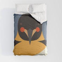 Emperor Penguin, Animal Portrait Comforters