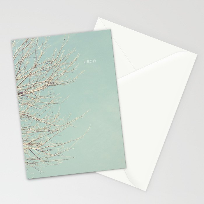 Bare Tree Stationery Cards