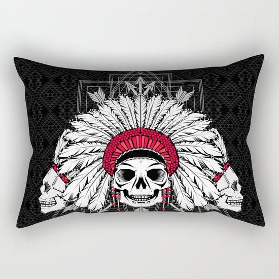 Southern Death Cult Rectangular Pillow
