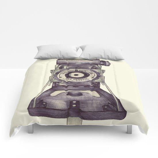 Kershaw Eight-20 King Penguin Comforters