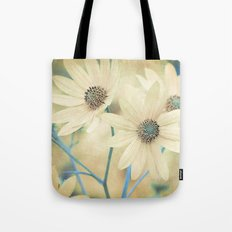 Altered States -- Helianthus Sunflower Autumn Botanical Tote Bag