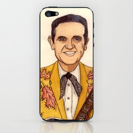 Merle Travis II iPhone Skin