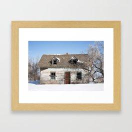 House on 831 #2 Framed Art Print
