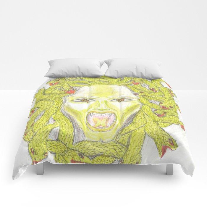 Gorgoneion Comforters