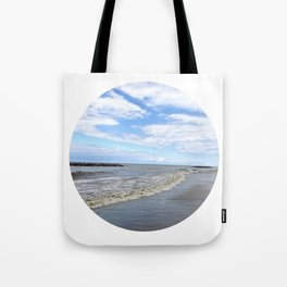 Beachy Keen! Tote Bag