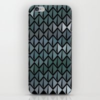 scales iPhone & iPod Skins featuring Scales by Xaphedo