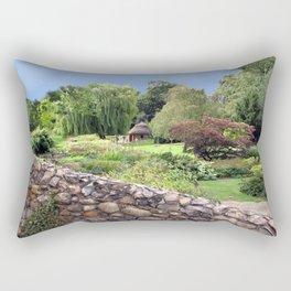 Bressingham Gardens Rectangular Pillow