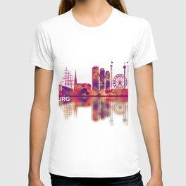 Gothenburg Sweden Skyline T-shirt