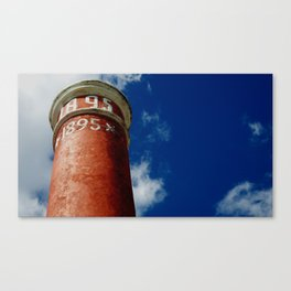 Old Hacienda Canvas Print
