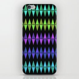 Geo Colors iPhone Skin