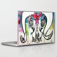 ram Laptop & iPad Skins featuring Ram by Tessa Heck