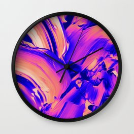 HUNT ME DOWN Wall Clock