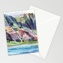 Majestic Na Pali Coast Stationery Cards