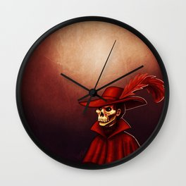 Touch Me Not Wall Clock