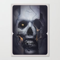 Hollowed Canvas Print