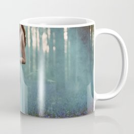 Girl in forest 2 Coffee Mug