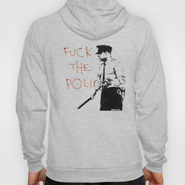 Banksy F*ck the Police Artwork Reproduction for Prints Posters Tshirts Men Women Kids Hoody