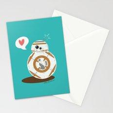 BB8  Stationery Cards