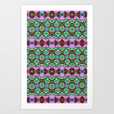 Pretty Pattern Art Print