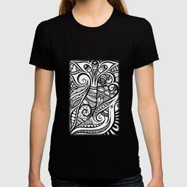 Trumpeting Tangle T-shirt