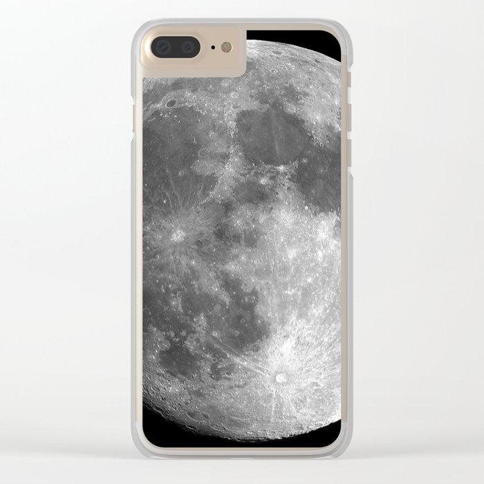 Luna Clear iPhone Case