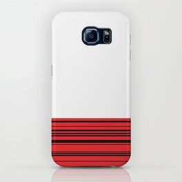 Classy Babe - Red iPhone Case