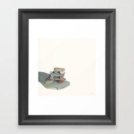 Cairn 50 Framed Art Print