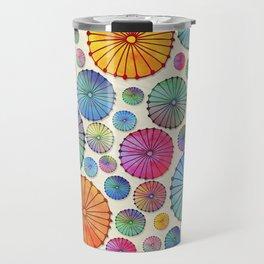 Coctail Umbrellas - Summer Memories Travel Mug