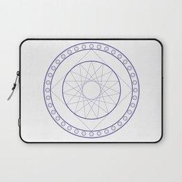 Anime Magic Circle 16 Laptop Sleeve