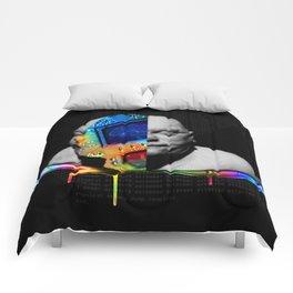 Black Screen of Death Comforters