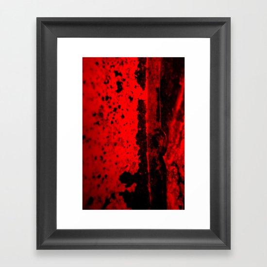 Van Horn Framed Art Print