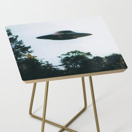 I Want to Believe Side Table