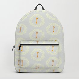 The key pattern Backpack
