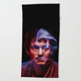 Hannibal - Season 1 Beach Towel
