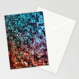Night into Day Stationery Cards