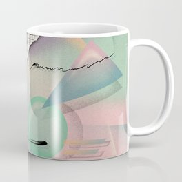 Battle of the 1980s Aesthetics Coffee Mug