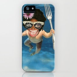 Fear the Trident iPhone Case