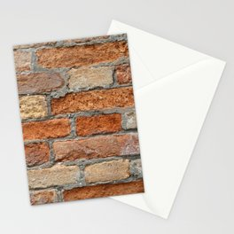 Venetian Bricks No 1 Stationery Cards