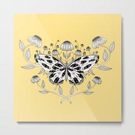 buttereyes Metal Print