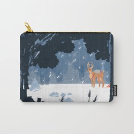 Forested Tech Carry-All Pouch