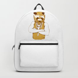 Bear - Panda - You're a Beast Backpack