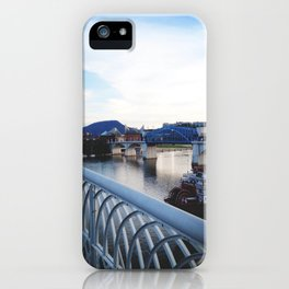 Rivers & Roads iPhone Case