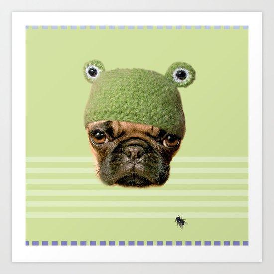 Frug Art Print