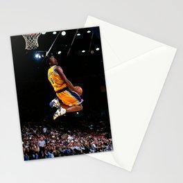 K.B King of  Basketball Art Print06 Stationery Cards