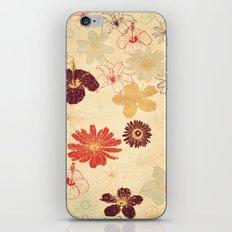 kind of spring iPhone & iPod Skin