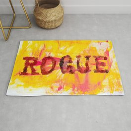 going rogue Rug
