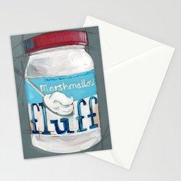 Fluff II Stationery Cards