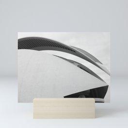 C A L A T R A V A | architect | City of Arts and Sciences Mini Art Print